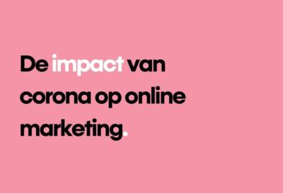 Blog Impact op online marketing