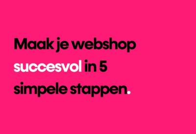 Blog webshop succesvol