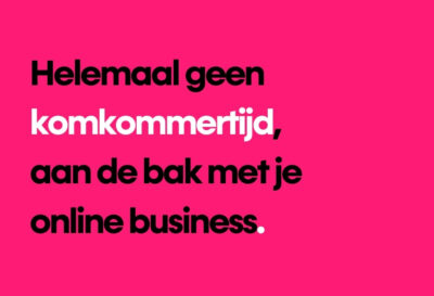 Blog online business