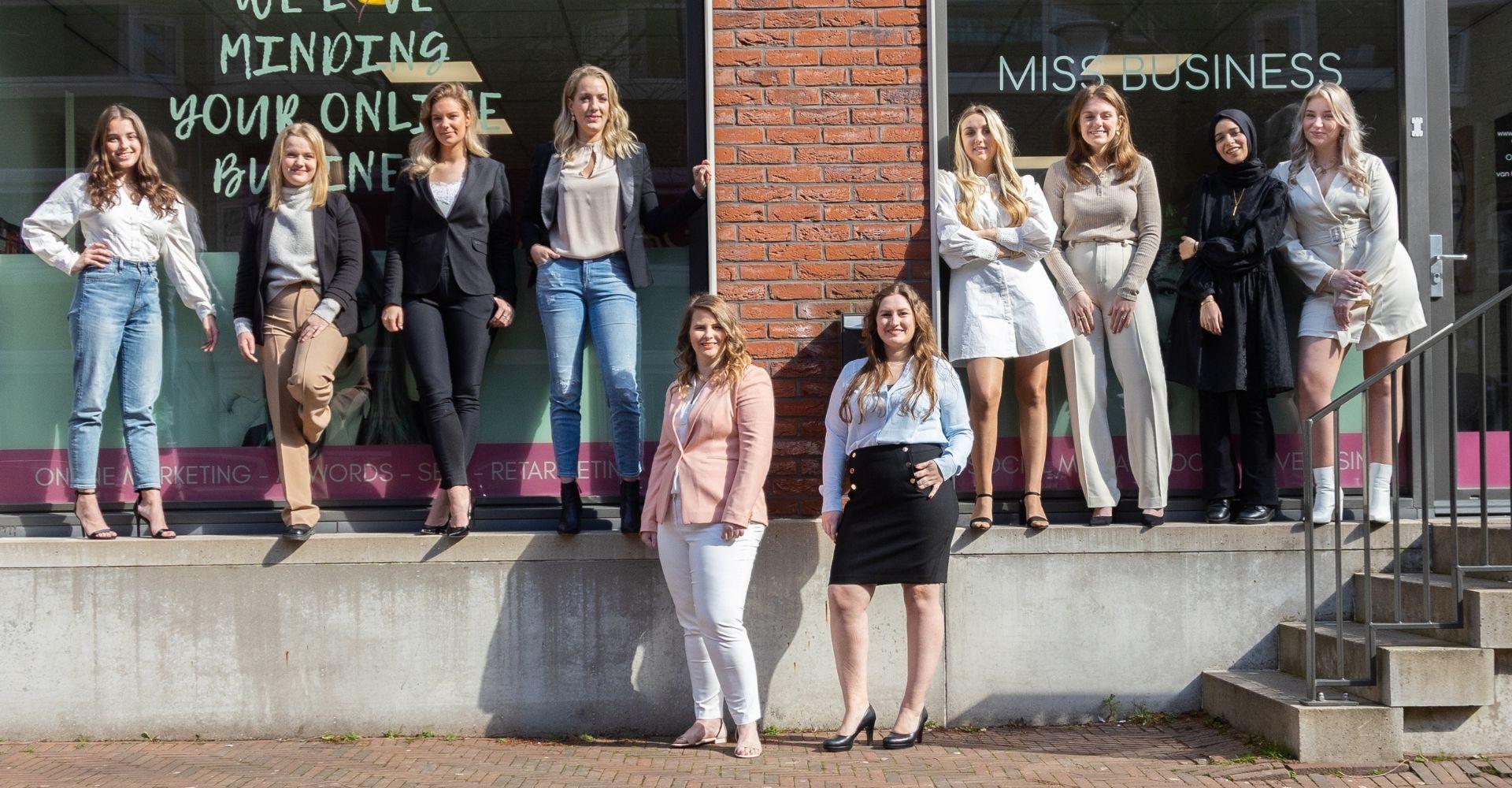 miss business marketingbureau rotterdam