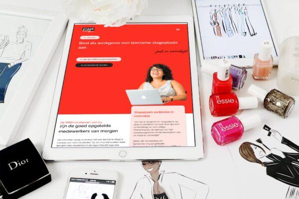 stagekans utrecht webdesign